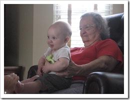 Reid & Aunt Theora