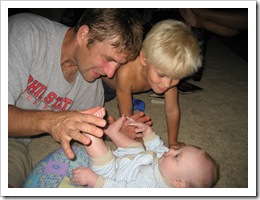 Uncle Jeff, Sammy & Reid