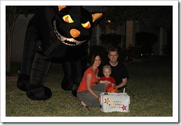 The Bossert Family - Halloween 2010