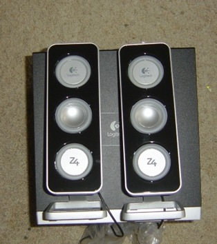 speakers z4
