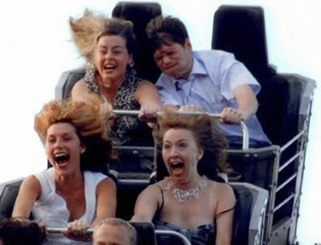 roller coaster funny