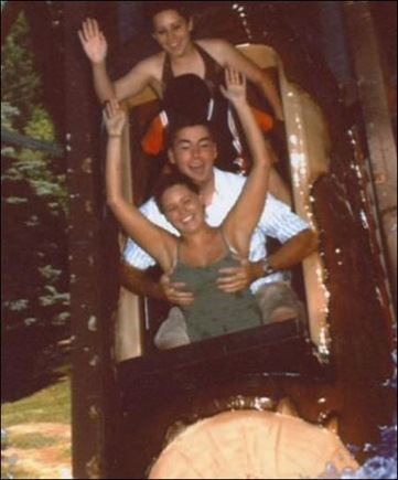 rollercoaster photo funny