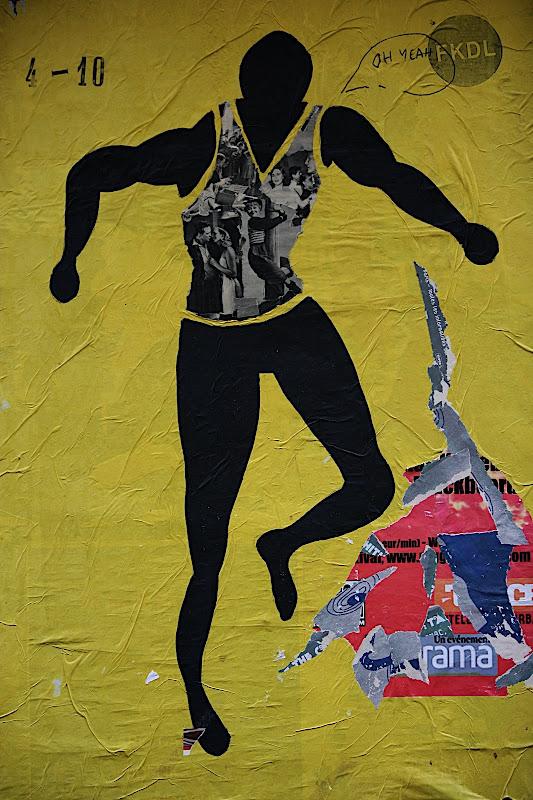 barcelona streetart