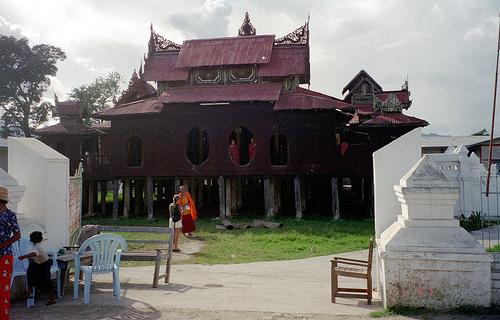 Shwe Yaunghwe Kyaung, Nyaungshwe