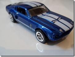 '67 Shelby Mustang GT 500 (2)