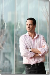 Ian McKee Pink Shirt