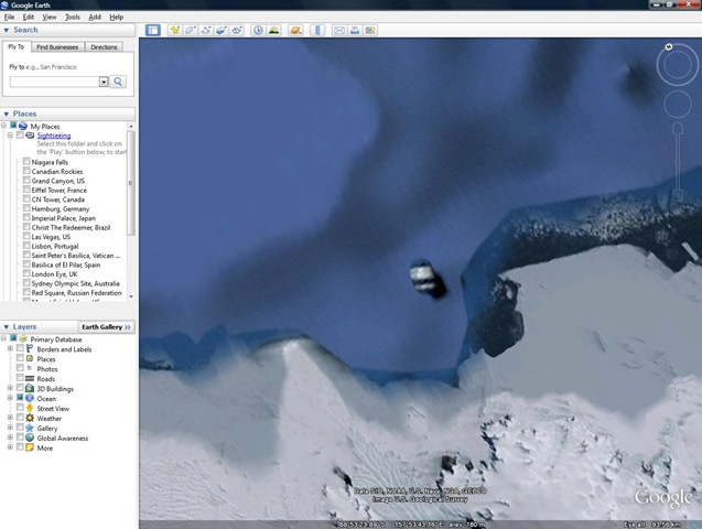 Antarctic Object
