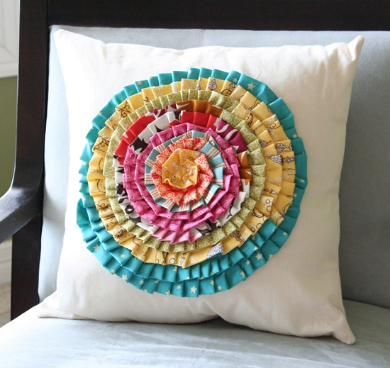Sump'n Sassy: Pillow Design Quandry
