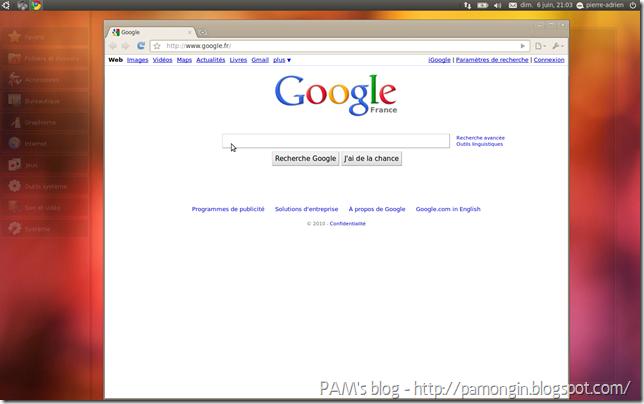ubuntu pour Netbook5
