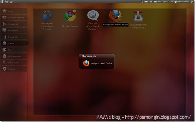 ubuntu pour Netbook6