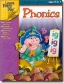 Phonics Program from Learn Every Day