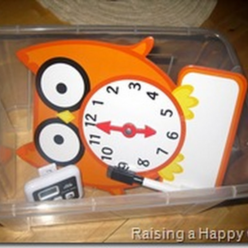 The Math Box – Telling Time