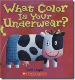 What color is your underwear