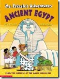 Ms Frizzle Ancient Egypt