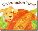 It is pumpkin time