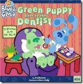 Green Puppy Dentist