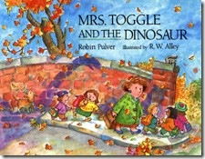 Mrs Toggle and the Dinosaur
