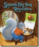 Squirrel New Year Resolution