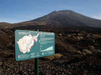 Photo of  Tenerife. Pico Viejo (Sendero nº9)