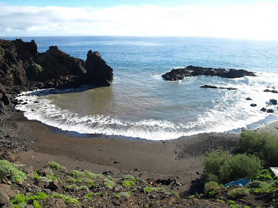 Photo of  Tenerife. Chamorga - Tafada - Roque Bermejo.