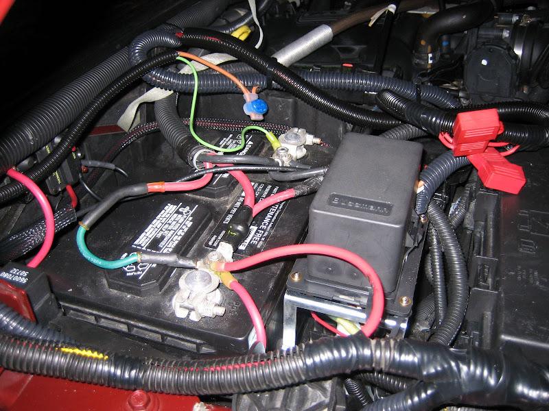 where to mount aux fuse panel - jk-forum.com - the top ... 2002 jeep wrangler fuse box diagram jk wrangler fuse box