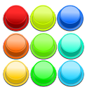 Party Buttons icon