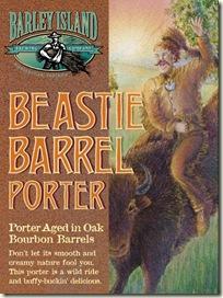 beastie barrel porter