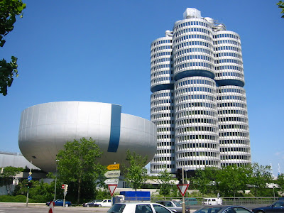 BMW tower and museum,Munich, Germany,beautiful wallpapers