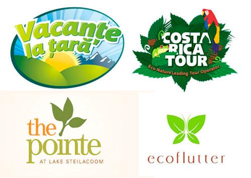 Verdes Logos Imágenes Crear un Logo Verde y Que