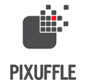pixuffle logo