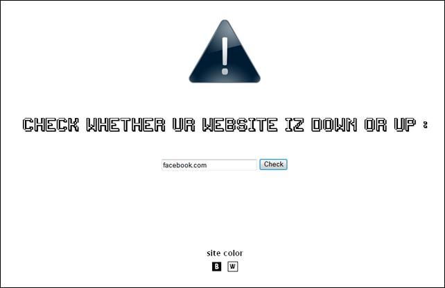 isup.tk screenshot