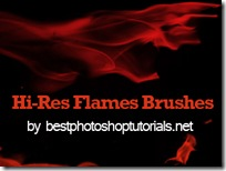 flames-brush