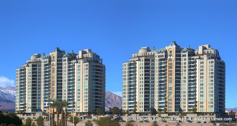 One Queensridge Place Condominiums Las Vegas / Summerlin