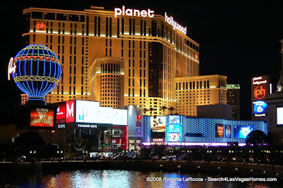 Planet Hollywood Las Vegas - Click for Larger Image