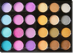 Pro 96 Full Color Eyeshadow Palette Fashion Eye Shadow003