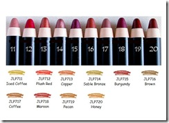 NYX Jumbo Lip Pencil cor 011 a 20