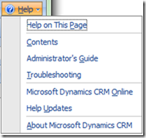 CRM 4.0 Build Numbers About
