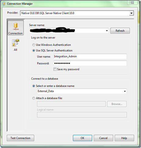 CRM_SSIS_Integration Add DS3
