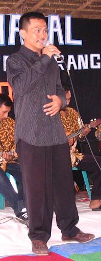 Keroncong EKN - Singer - Tedjo