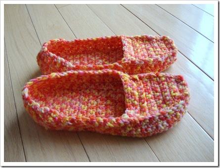 I made shoes!
