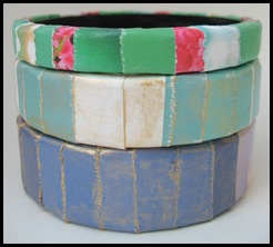 Color Wheel Bangles