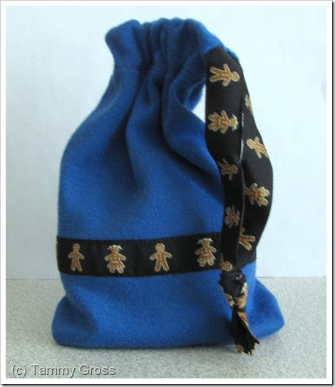Tamdoll Drawstring Bag Sewing Tutorial 10