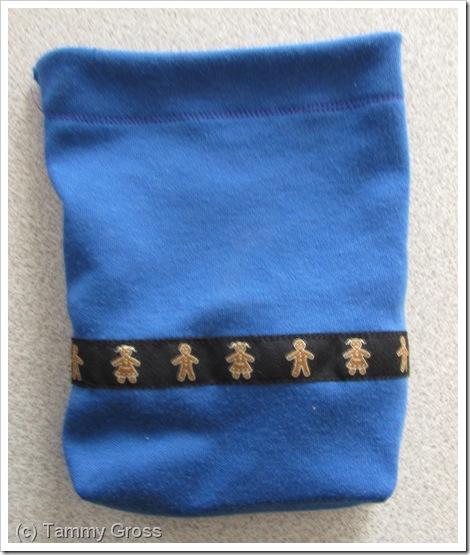 Tamdoll Drawstring Bag Sewing Tutorial 8