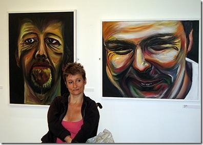 Colin Hambrook - Tanya Raabe - David King