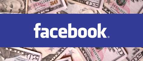 facebook app dinero