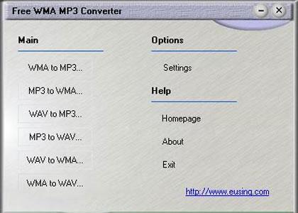 wma mp3 converter