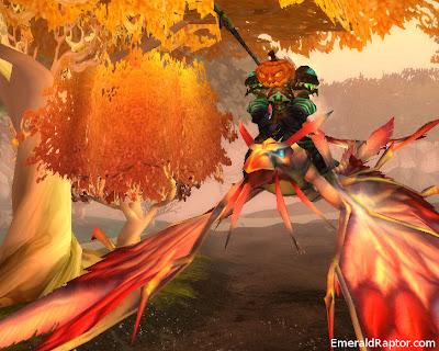 World of Warcraft, happy halloween!