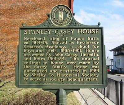 Casey home Shelbyville KY