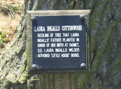 Laura Ingalls Cottonwood