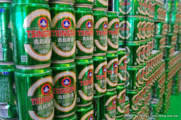青島啤酒廠